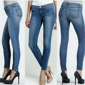 (A10) J Brand Bliss Skinny Jeans